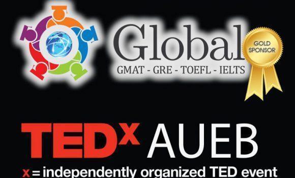 Το Global Prep Χρυσός Χορηγός του TEDxAUEB και για το 2019
