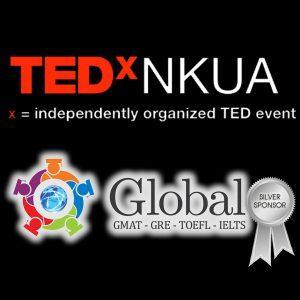 To Global Prep Αργυρός Χορηγός του 1ου TEDxNKUA
