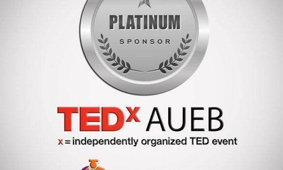 Το Global Prep θα είναι ο Platinum Sponsor του TEDxAUEB 2020