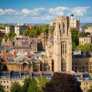 Υποτροφίες για μεταπτυχιακές σπουδές στο University of Bristol στην Αγγλία