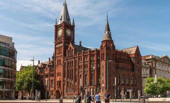 Υποτροφίες για μεταπτυχιακές σπουδές στο University of Liverpool στην Αγγλία