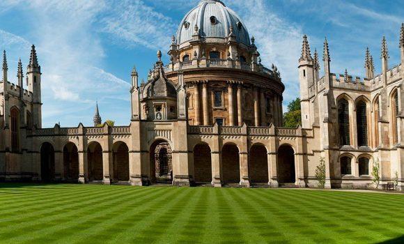 Υποτροφίες για το University of Oxford στην Αγγλία από το Rhodes Trust