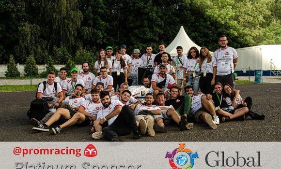 H Prom Racing στην 1η θέση στο Formula Student στην Τσεχία!