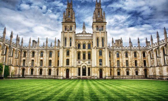 Υποτροφίες για μεταπτυχιακές και διδακτορικές σπουδές στο University of Oxford στην Αγγλία